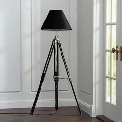 Retro loftowa lampa led podłogowa kreatywny minimalistyczny salon lampy stojące dekoracyjne Studyroom pościel teleskopowa lampa podłogowa statywu