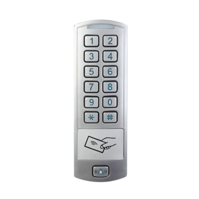 High Quality Waterproof Standalone RFID Reader Access Control System Stainless Steel