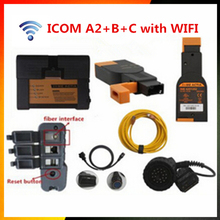 Wifi version ICOM A2 OBD2 Wifi Scanner ICOM A2+B+C professional OBD2 diagnostic tools for BMW with wifi Gift router(China (Mainland))