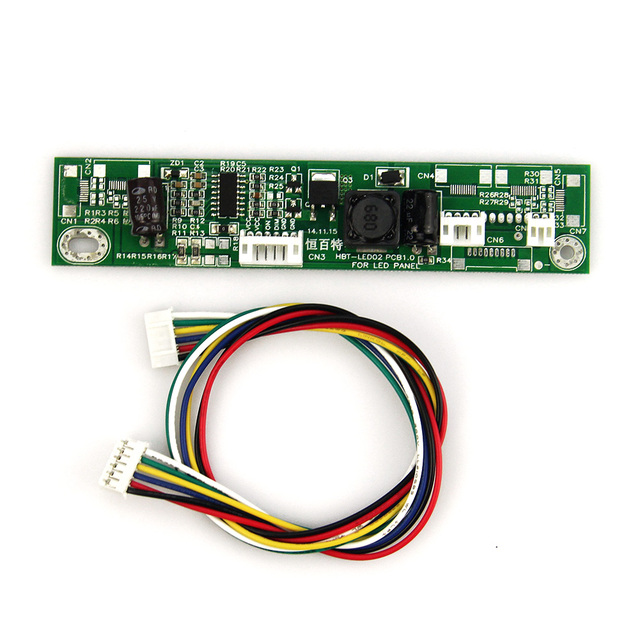 M.NT68676 LCD/LED Controller Driver Board(HDMI+VGA+DVI+Audio) For LP171WU6-TLA2 LP171WU6-TLA1 1920*1200 LVDS Monitor