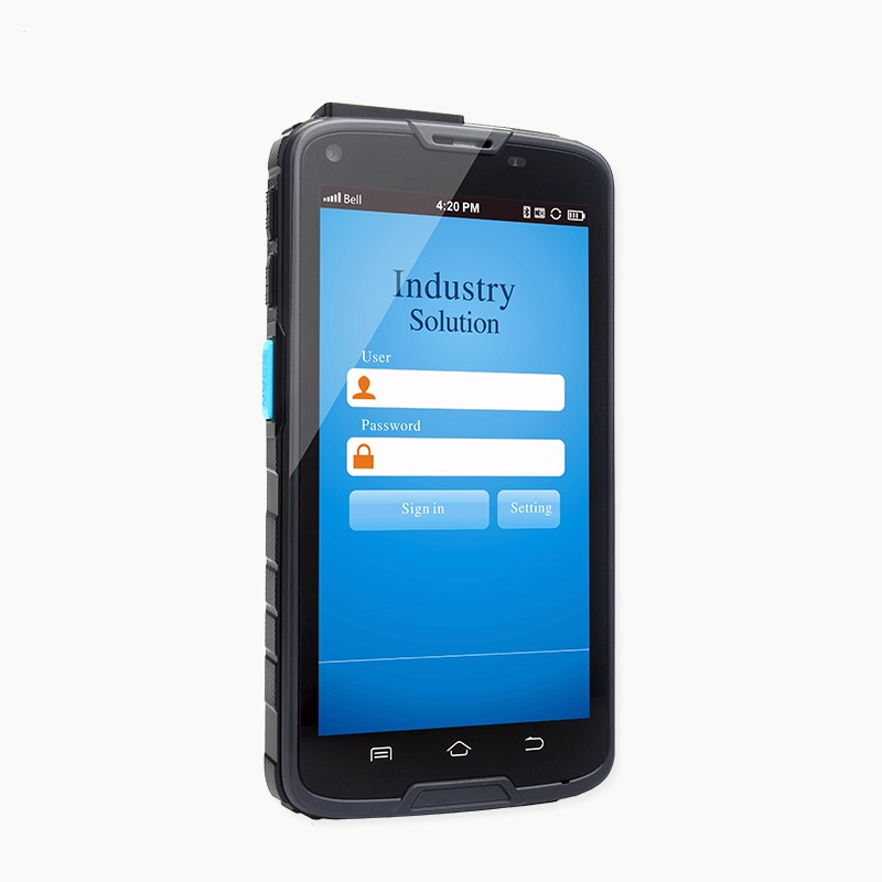 Daxili 1D Barkod Reader, NFC, Bluetooth, WIFI, GPS, 4G LS5S (1D) ilə - Ofis elektronikası - Fotoqrafiya 2
