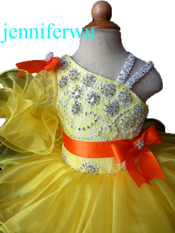 little girl pageant dress  party dresses girl clothes  baby toddler infant prom dress 1T-6T G008-1 15 color infant girl dress baby girl pageant dress girl party dresses flower girl dresses girl prom dress 1t 6t g081 4