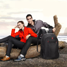 Large Capacity Laptop Backpack Mens Womens Waterproof Shoulder Bag Business Casual Travel For 15 inch