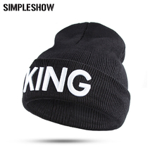 New Design Winter Thick Women's Hats For Knit Warm Men's Hats Skullies Beanies Hats Outdoor Casual Fashion Unisex Beanies