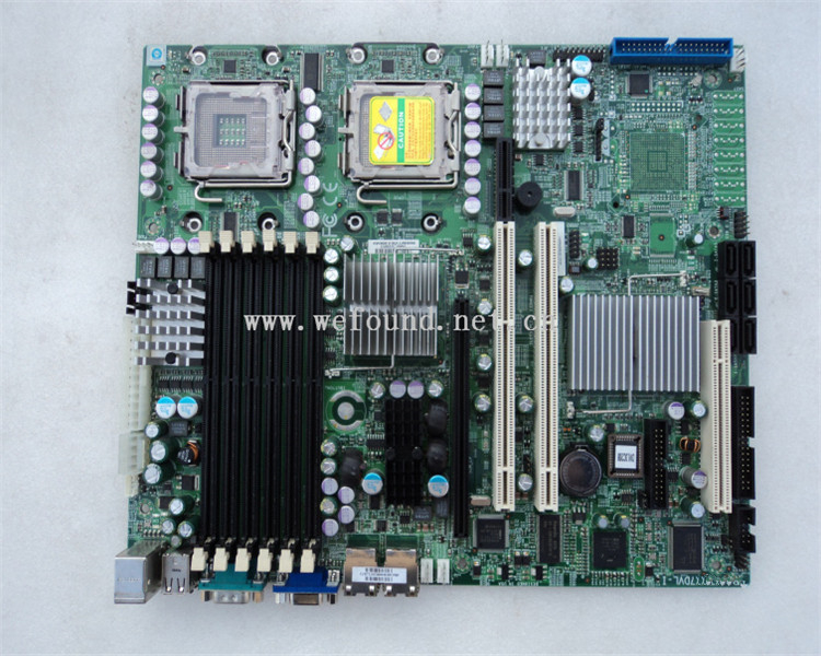 100% Working server Motherboard for X7DVL-I xeon 54 CPU 5000V Fully Tested цена