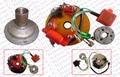 Magneto desempenho Inner Rotor Kit filtro de óleo estator CDI Kit XR CRF50 50CC 70CC 90CC 110CC 125CC 140CC Pit bicicleta da sujeira ATV Parts