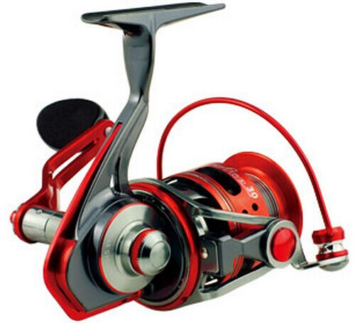 TOP Quality All Metal Materials Salt Water ACE40 Spinning Reels 11+1 Ball  Bearing Ultra