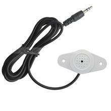 3.5mm Microphone CCTV Security AGC Pick up Audio for Network IP Camera Needs No Power