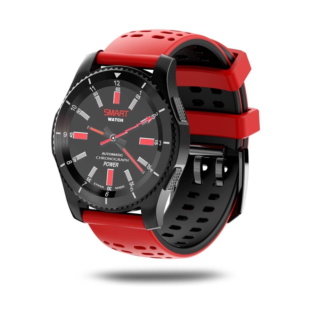 Smartwatch Bracelet de Fitness étanche pression étanche GPS montre intelligente pression artérielle montre-Bracelet de fréquence cardiaque