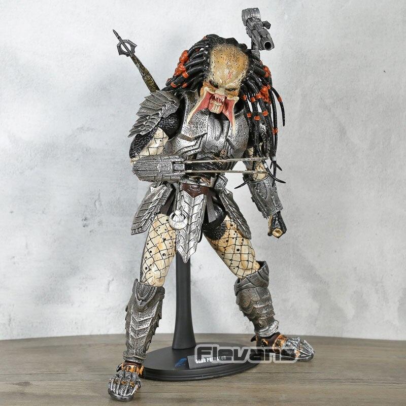 Hot Toys MMS 190 Alien vs Predator AVP Litteken Predator PVC Action Figure Collectible Model Toy 35 cm-in Actie- & Speelgoedfiguren van Speelgoed & Hobbies op  Groep 3