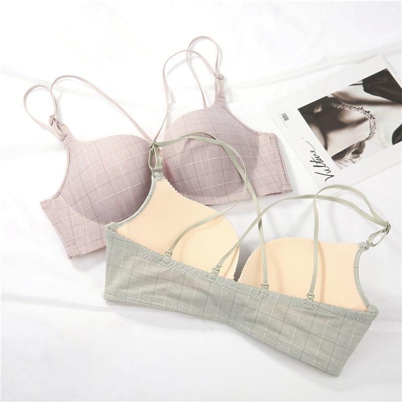 Female Underwear Sexy Bras For Women Seamless Bra Push Up Lingerie Brassiere Summer Intimates in Bras from Underwear Sleepwears