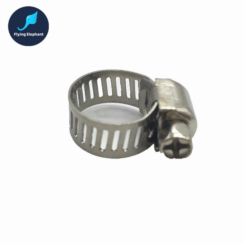 2 pcs stainless steel host buckle water pipe clamp clip compatible with 8 16mm tubein fans u0026 cooling from computer u0026 office on alibaba