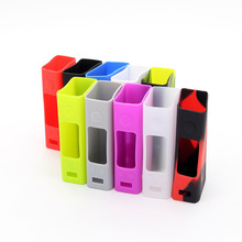 5pcs protective silicone case for joyetech evic vtwo mini 75w box mod colorful silicone case