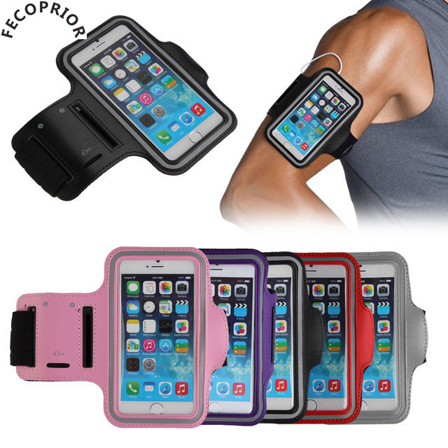 Fecoprior Armband for HUAWEI Mate 10 Lite / Mate 10 / Mate 10 Pro / Mate 9 / Pro Sports Case Running Belt Cover Outdoor Bags GYM