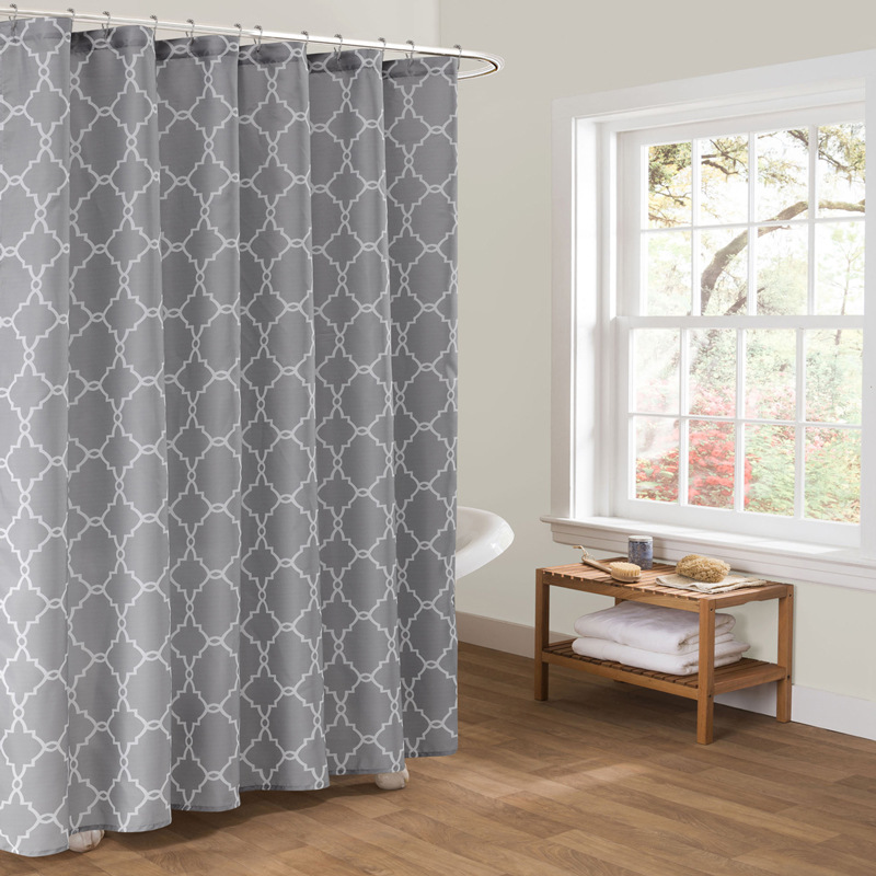 Aliexpress.com : Buy SunnyRain 1 Piece Geometric Elegant Shower ...