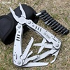 G301 MultiTool Folding Plier Fishing Pocket Tools Plier Multifunctional Camping Outdoor Survival EDC Pliers Bits Not