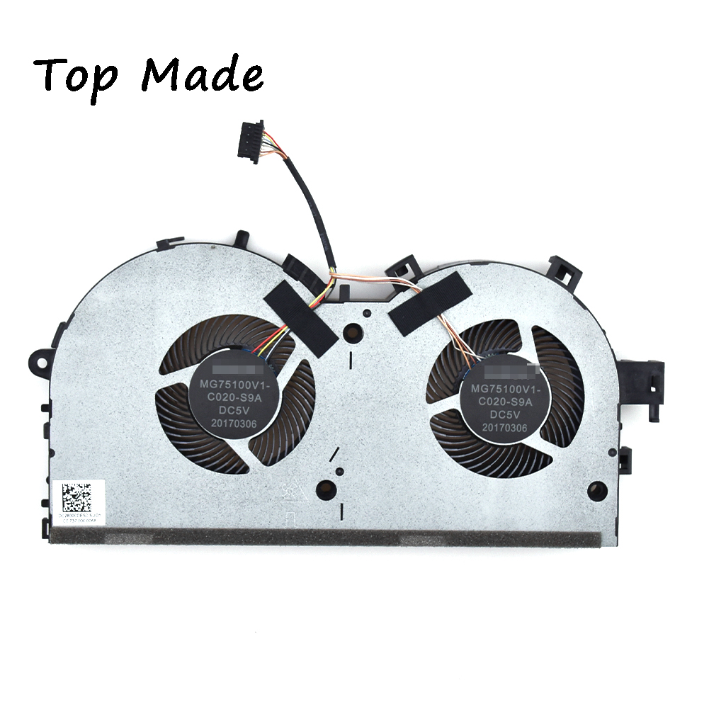 New For Lenovo Y520 R720-15IKBM 81AL0000CD GTX1060 CPU Cooling Fan image