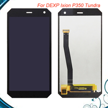 100% Tested OK LCD For DEXP Ixion P350 Tundra LCD Display Touch Screen Digitizer Assembly M