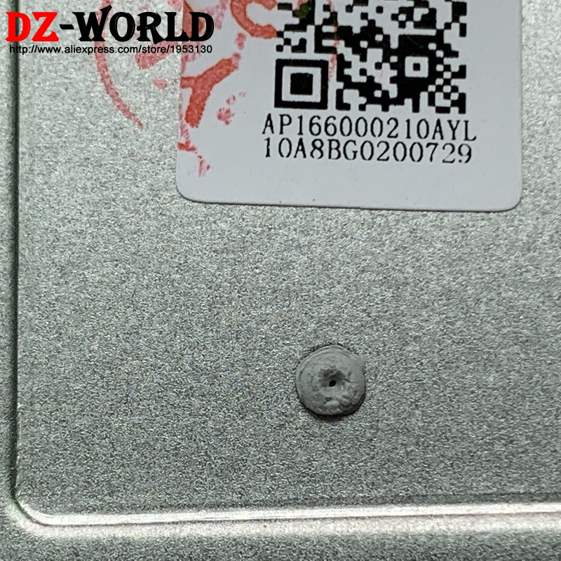 MEGA DEAL) New Original Laptop Panel Palmrest Silver C Cover