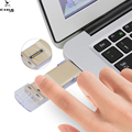 Free shipping 16GB High-speed Recognition Fingerprint Encrypted Pen Drive Security Memory Stick Pendrive OTG USB 2.0 Flash Drive