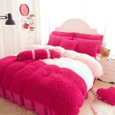 Коралловый флис набор пододеяльников для пуховых одеял 4 шт. постельных принадлежностей Слон Дерево черный печатных Богемия