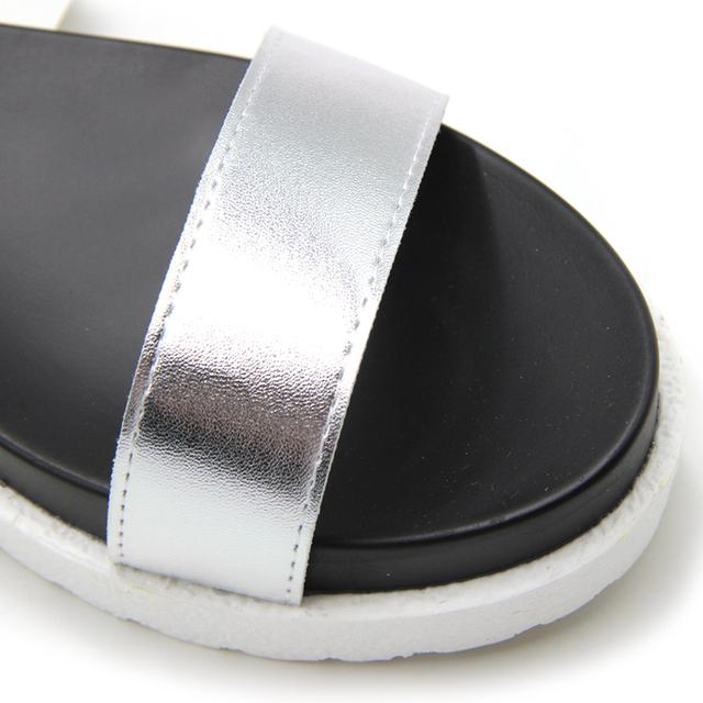 Bomlight 2018 New Gladiator Women shoes Roman sandals shoes Women sandals peep-toe flat Shoes woman sandalias mujer sandalias