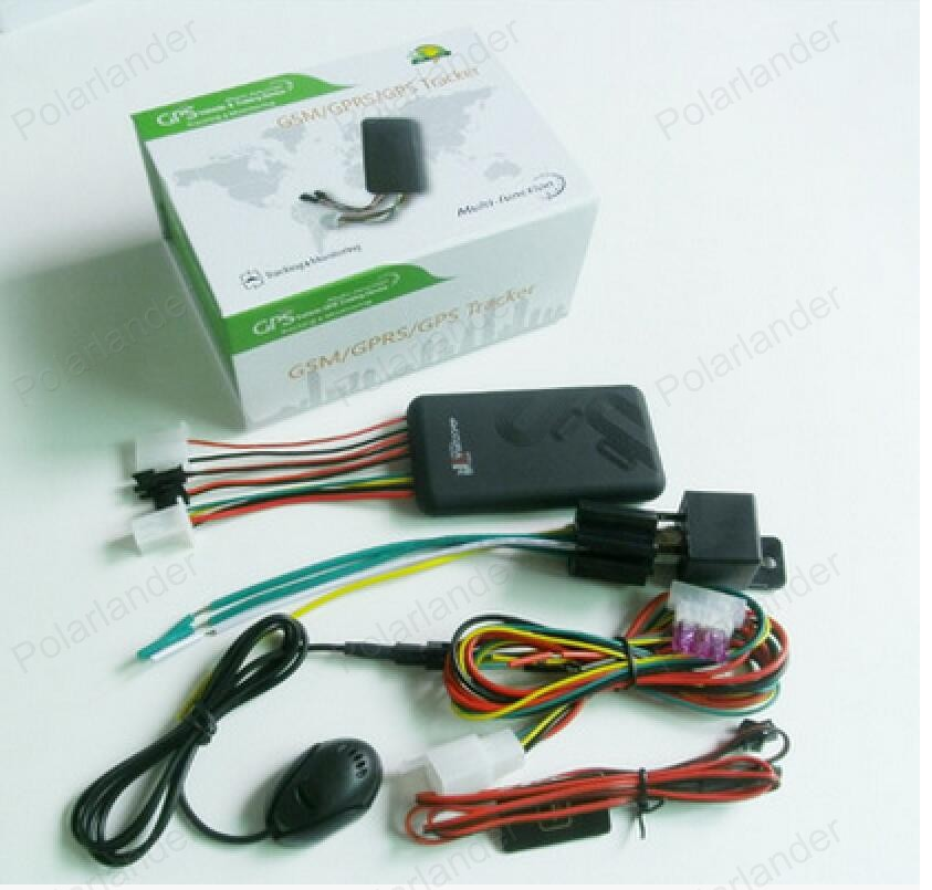 car GPS tracker locator location real time tracking sms gsm gprs portable convenient brand new