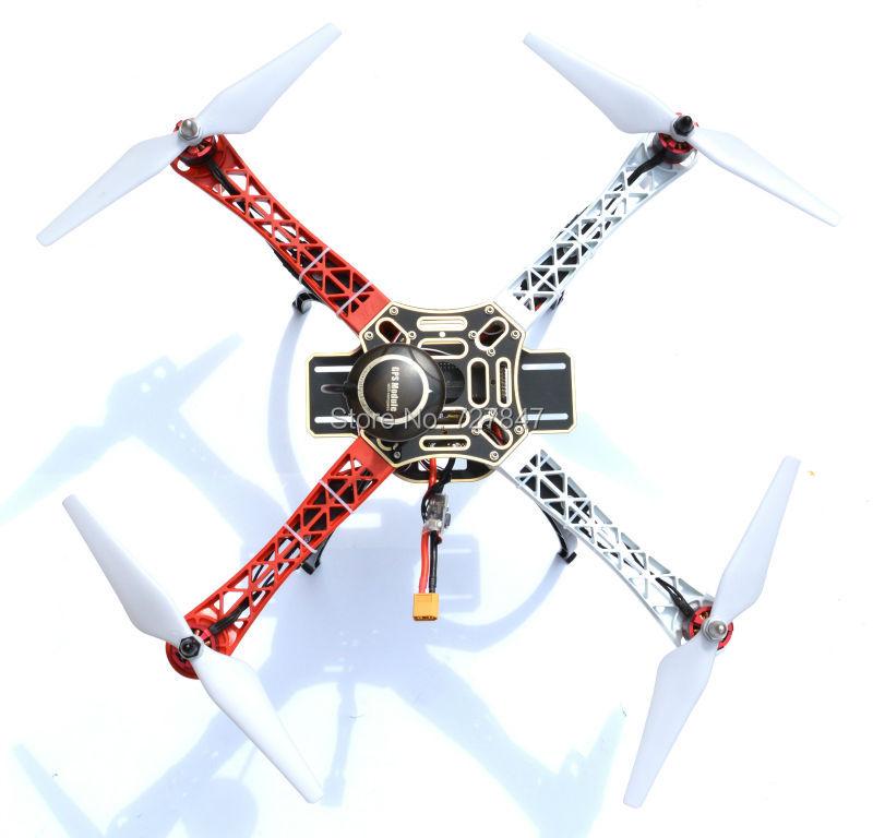 F450 Multi-Copter Quadcopter Rack Kit Frame APM 2.8 M8N 8N GPS Power Module 2212 Motor 30A Simonk ESC 9450 Prop Super combo