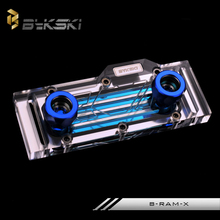 Bykski B-RAM-X DIMM Memory Water Cooling Block Kit 2Dimms/4Dimms