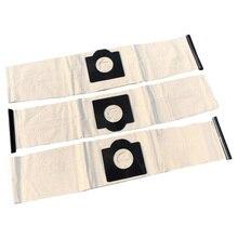 3 шт. тканевый мешок набор для пылесоса Karcher Wd3 Wd3300 Wd3.500P Mv3 мешок для пыли