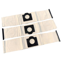 진공 청소기 karcher wd3 wd3300 wd3.500p mv3 먼지 봉투에 대 한 3 pcs 헝겊 가방 세트