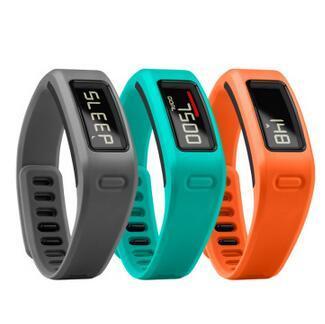 Envío libre de la Original Garmin vivofit usable 5ATM reloj inteligente reloj deportivo de salud soporte Compatible teléfono un año de vida