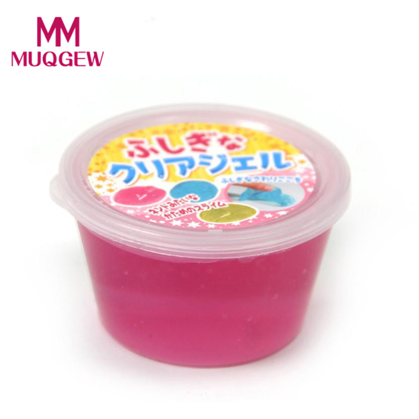 Лидер продаж; 4 вида цветов жемчужно-светло грязи красочные мягкие слизь Ароматические стресса игрушка слизь игрушки для детей Пластилин ма...