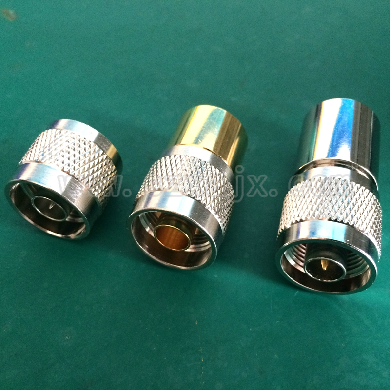 3PCS RF Coax dedicated test N type calibration instruments short circuiter ,Open device, 5W Dummy load Connector 50w n connector rf dummy load termination load dc 3ghz 50 ohm