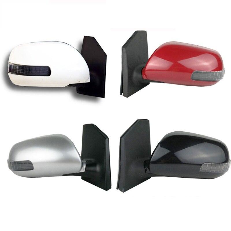 Rétroviseurs arrière 4 couleurs assy. Avec verre côté gauche/droit pour chinois ZOTYE Z300 Auto voiture moteur partie Z3008202010A0127015