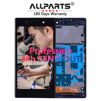 Tested 5 1920x1080 LCD For SONY Xperia Z1 Display Touch Screen Digitizer L39 L39H C6902 C6903
