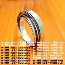 1M nickel-plated steel belt 18650 32650 battery combination DIY spot welding nickel strip 0.1/0.15/0.2 thickness