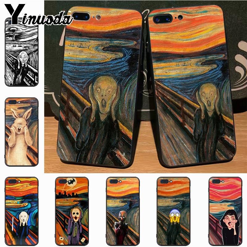 New Edvard Munch The Scream Windbreaker Size S-3XL Free Shipping Men
