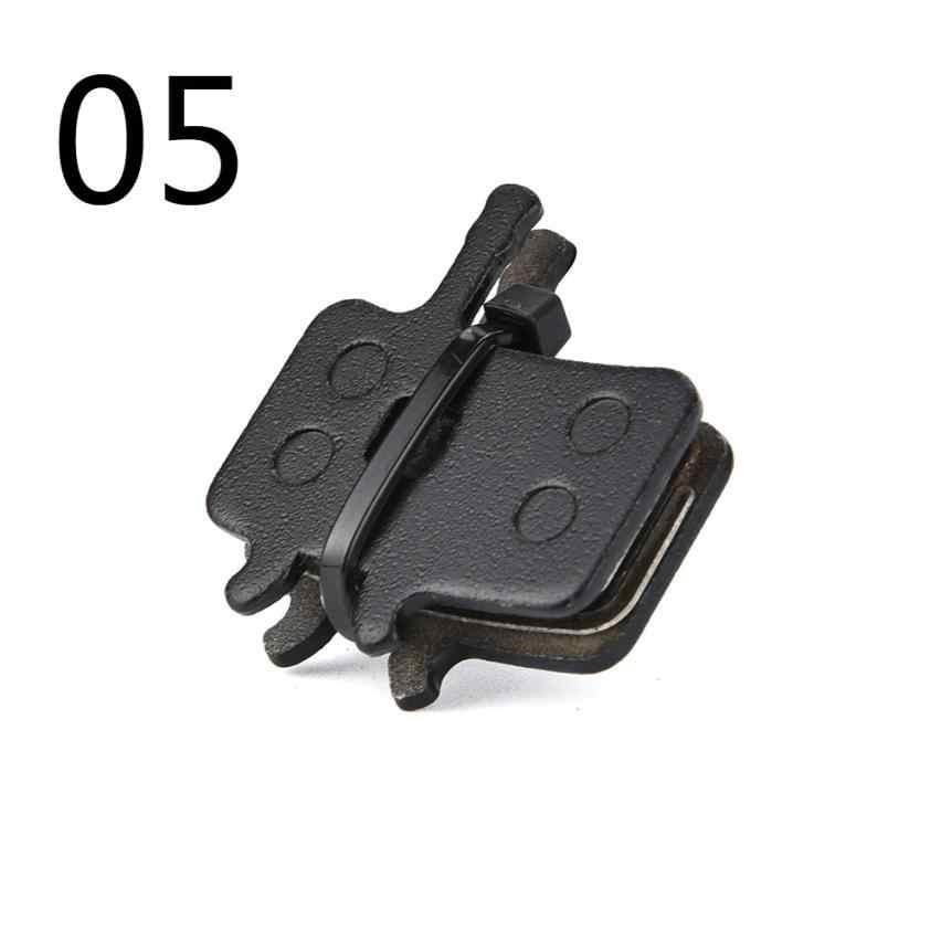 1 Pasang Sepeda MTB Disc Brake Pads Blok Aksesoris Cocok untuk Bersepeda Road Gunung Bersepeda Bantalan Rem D40