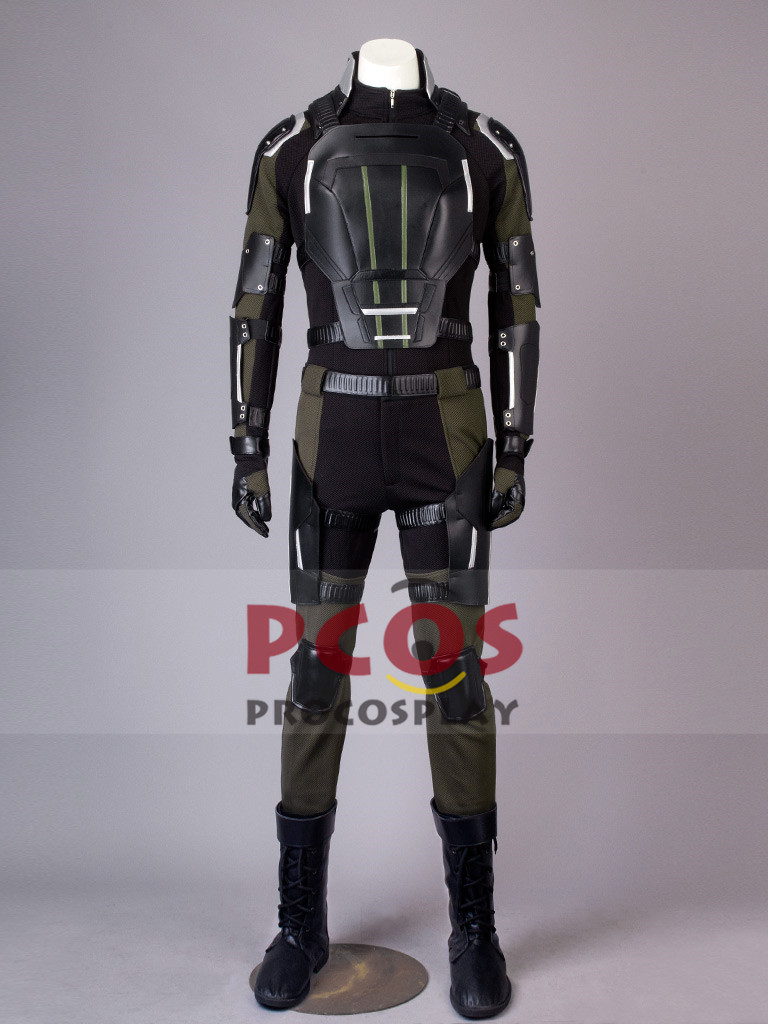 X-Men Apocalypse Cyclops Scott Summers Cosplay Costume & Boots mp003339