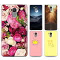 Case for OUKITEL U15 PRO 4G Plastic Hard Fashion mobile phone case for OUkitel U15 PRO flip pure handmade cover 5.5""