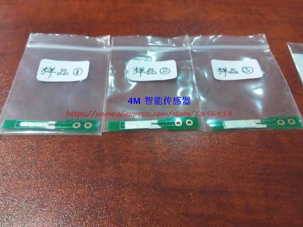 Original PVDF piezoelectric thin film for customers to customize a variety of PVDF piezoelectric thin film sensor in Sensors from Electronic Components Supplies
