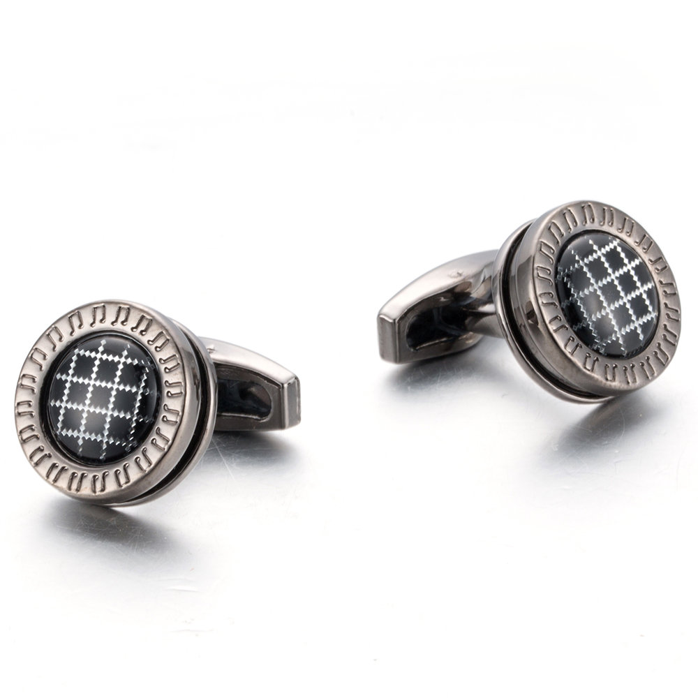 2018 VAGULA New Arrival Cufflinks Copper Gemelos French Shirt Cuff links Drop Ship Men Jewelry links <font><b>10195</b></font> image