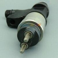 Injetor diesel original 5220 do cr do injetor 095000-5220 e 095000 5220 da bomba de combustível de erikc 0950005220 (23670-e0341)