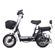 Electric bicycle  48V12AH  lithium battery rang 60km new ladies battery electric pedal bike pure electric bike