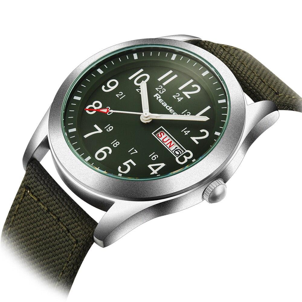 Readeel Brand Fashion Men Sport Watches Men's Quartz Hour Date Clock Man Military Army Waterproof Wrist watch kol saat erkekle 3