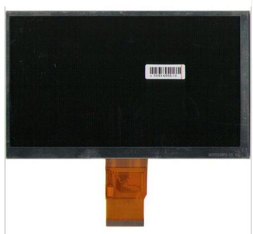 Witblue New LCD Display Matrix For 7 Irbis TX07 Tablet inner LCD screen panel Module Replacement Free Shipping