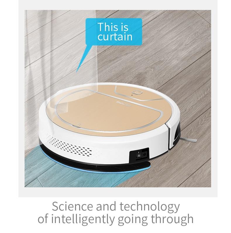 HTB1wB VbovrK1RjSspcq6zzSXXaH 2019 Original Molisu MI Robot Vacuum Cleaner for Home Automatic Sweeping Dust Sterilize Smart Planned Mobile App Remote Control