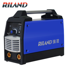 RILAND MMA160GDM  ARC  Inverter Arc Electric Welding Machine MMA Welder for Welding Working and Electric Working 200amp welding inverter machine portable mma arc safety w elder zx7 200g igbt dc for welding and electric working 20 200a