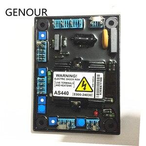 Image 1 - AS440 AVR fırçasız alternatör için yüksek kaliteli jeneratör yedek parça voltaj regülatörü otomatik
